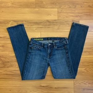 J Crew Matchstick Jeans Size 30R  EUC